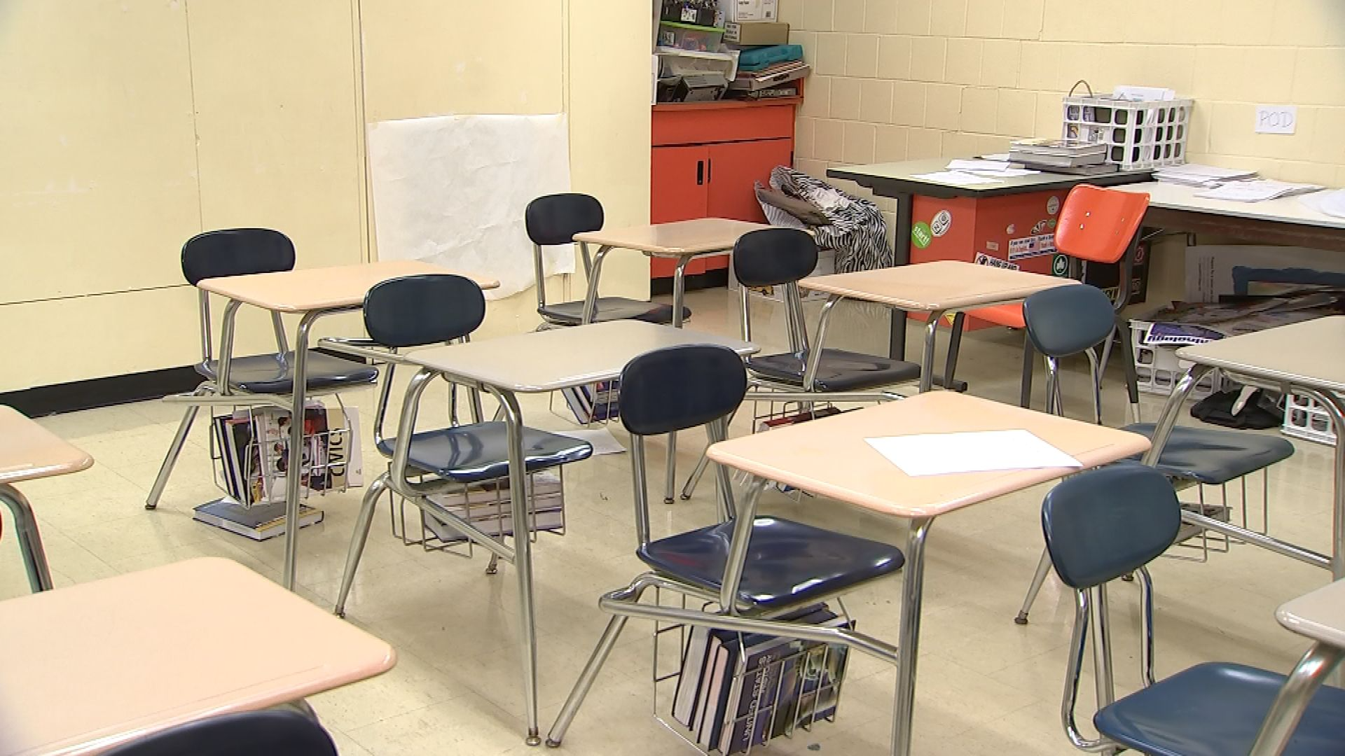 COUNTY-BY-COUNTY: Local school districts' plans for returning to classrooms