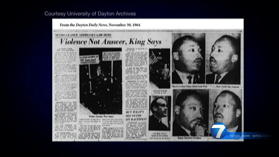 Dr. King's message delivered at UD Fieldhouse resonates with professor after destructive summer protests, Capitol breach