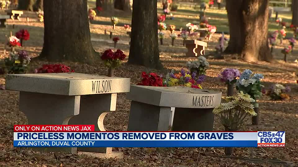 Local mother heartbroken after finding her daughter's gravesite empty