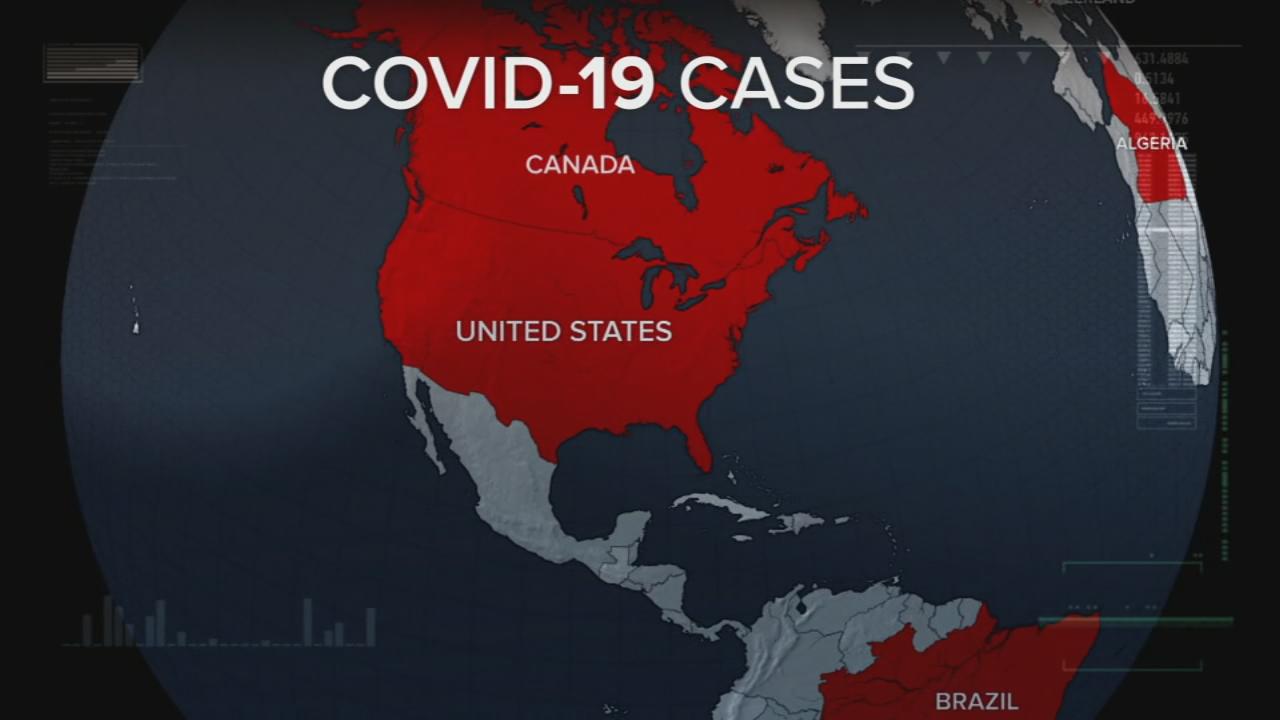 coronavirus перевод