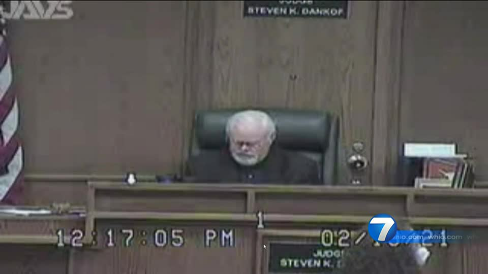 Judge finds man not guilty on weapons charges