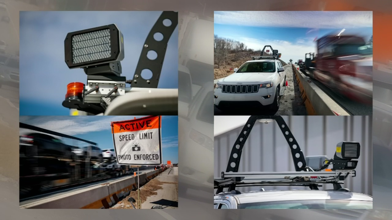 what are speed cameras set at