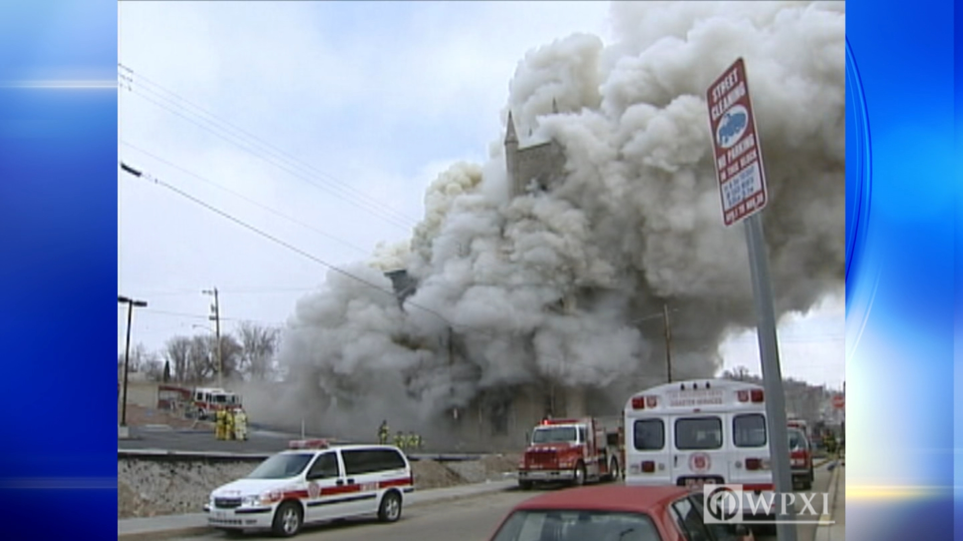 ON THIS DAY: March 13, 2004, Two firefighters killed as fire destroys Ebenezer Baptist Church