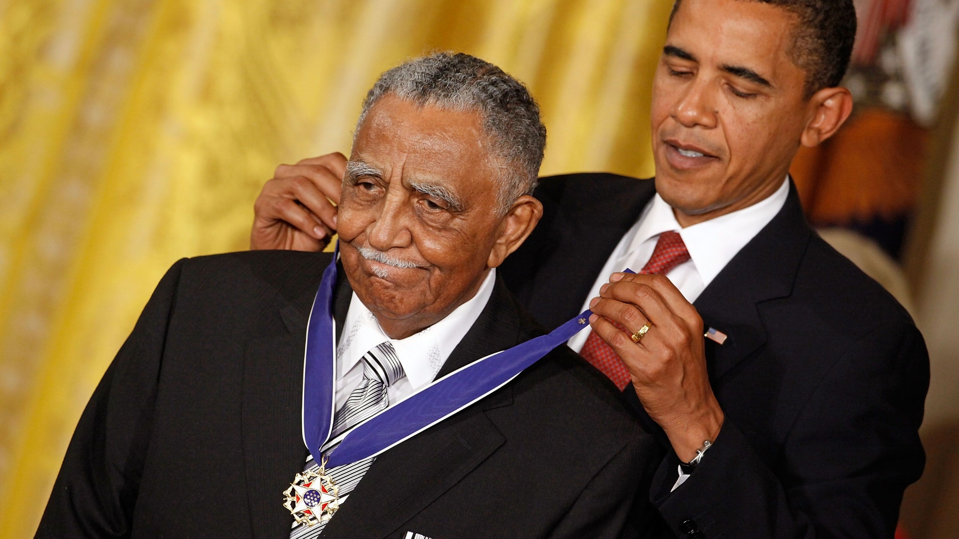 Civil Rights Icon Rev. Joseph Lowery passes away at age 98
