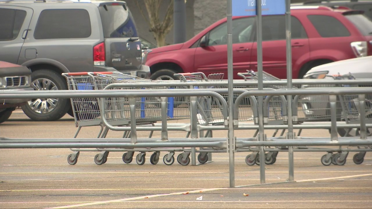 Volunteer shoppers come together to help North Mississippi community