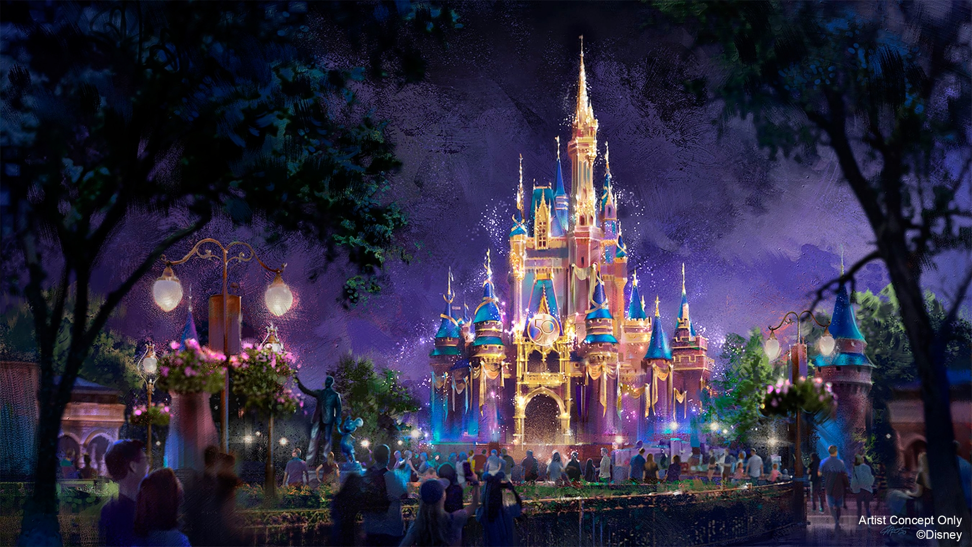 Disney World updates employee dress code policy as part of new emphasis on inclusion, diversity