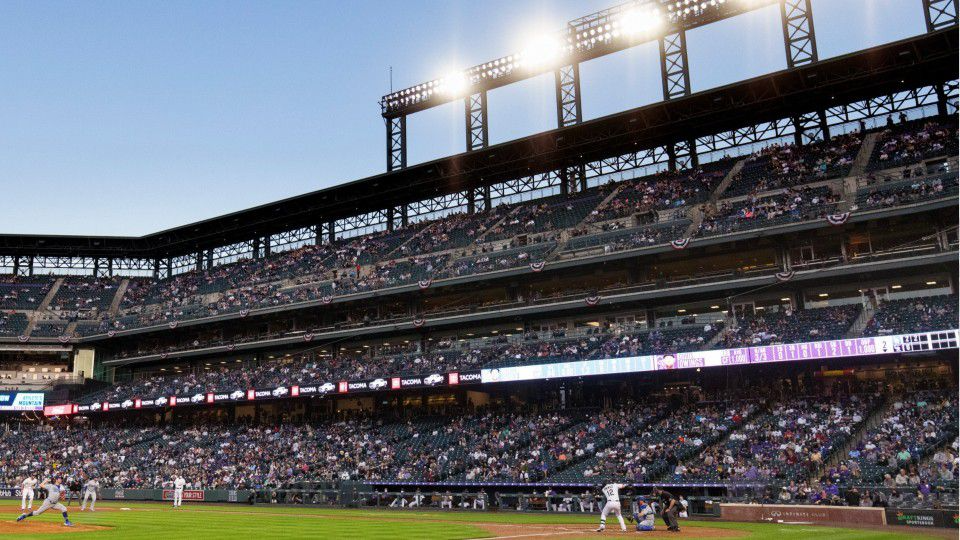 Reports: 2021 MLB All-Star Game finds new home in Denver