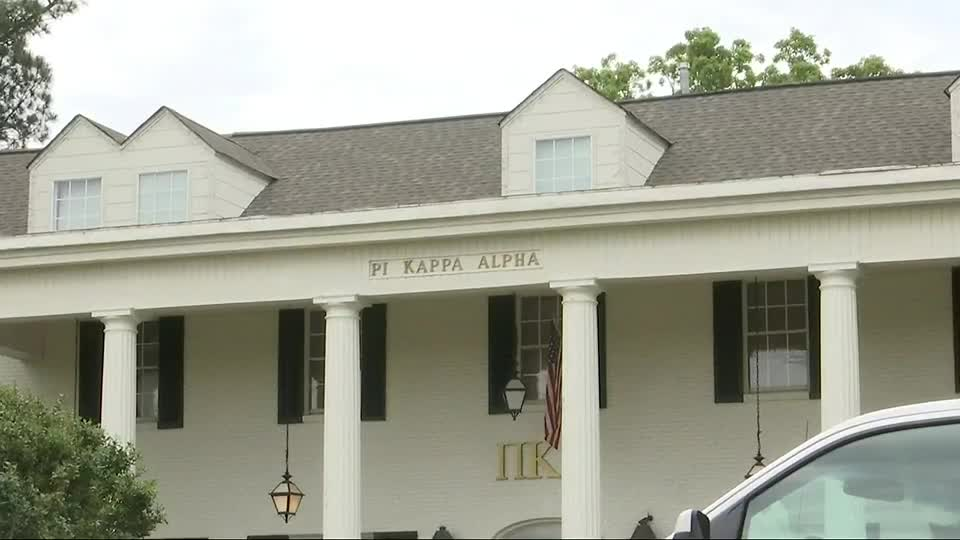 Police report shows disturbing details of Ole Miss fraternity hazing incident