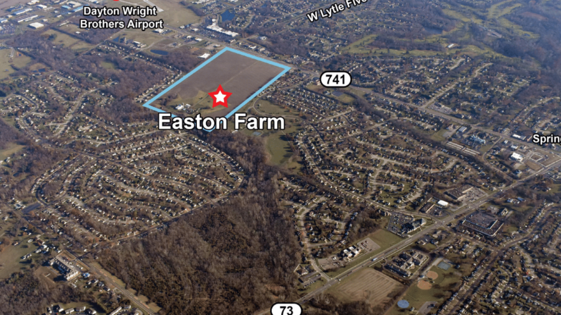 Planning Commission, developers continue review of Springboro Easton Farm project