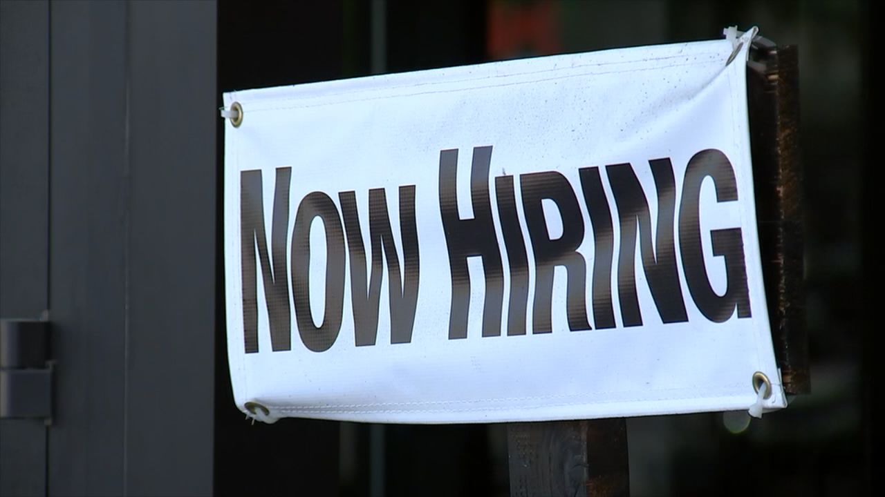 Employers offering great starting rates, bonuses to fill open jobs brought on by the pandemic
