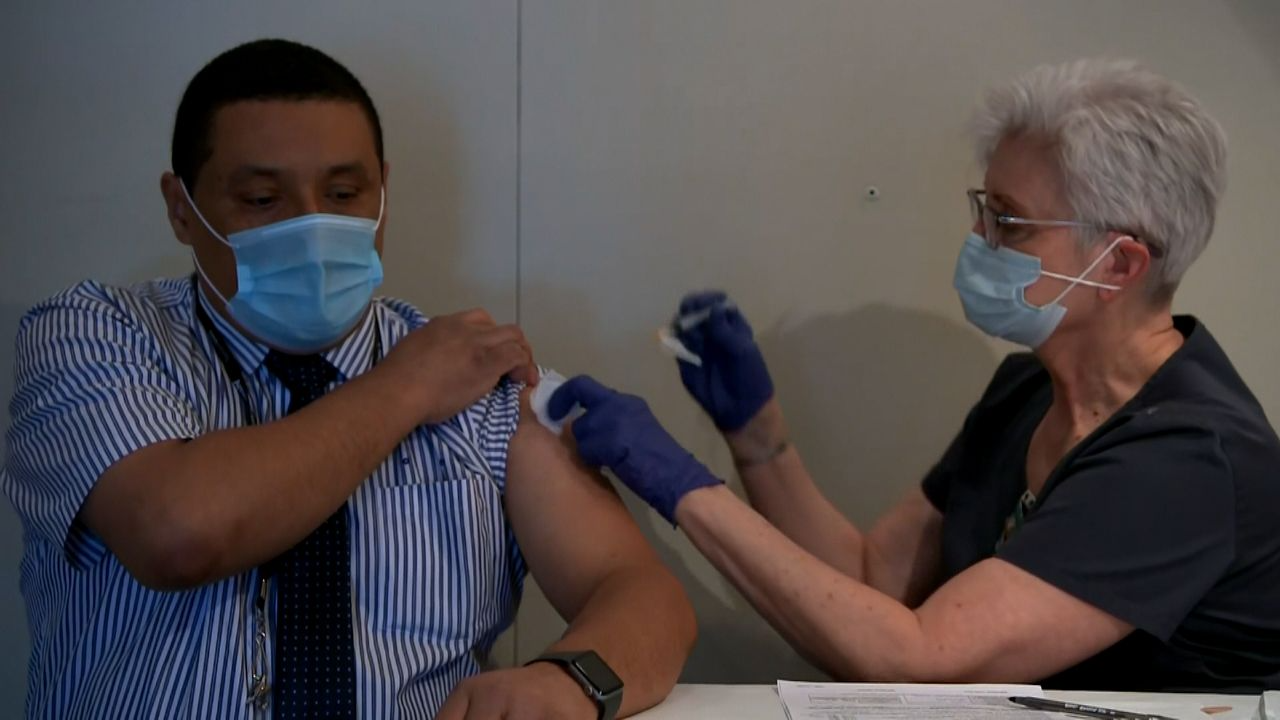 State sets goal to get 80% of all Georgians vaccinated for COVID-19 by July 4