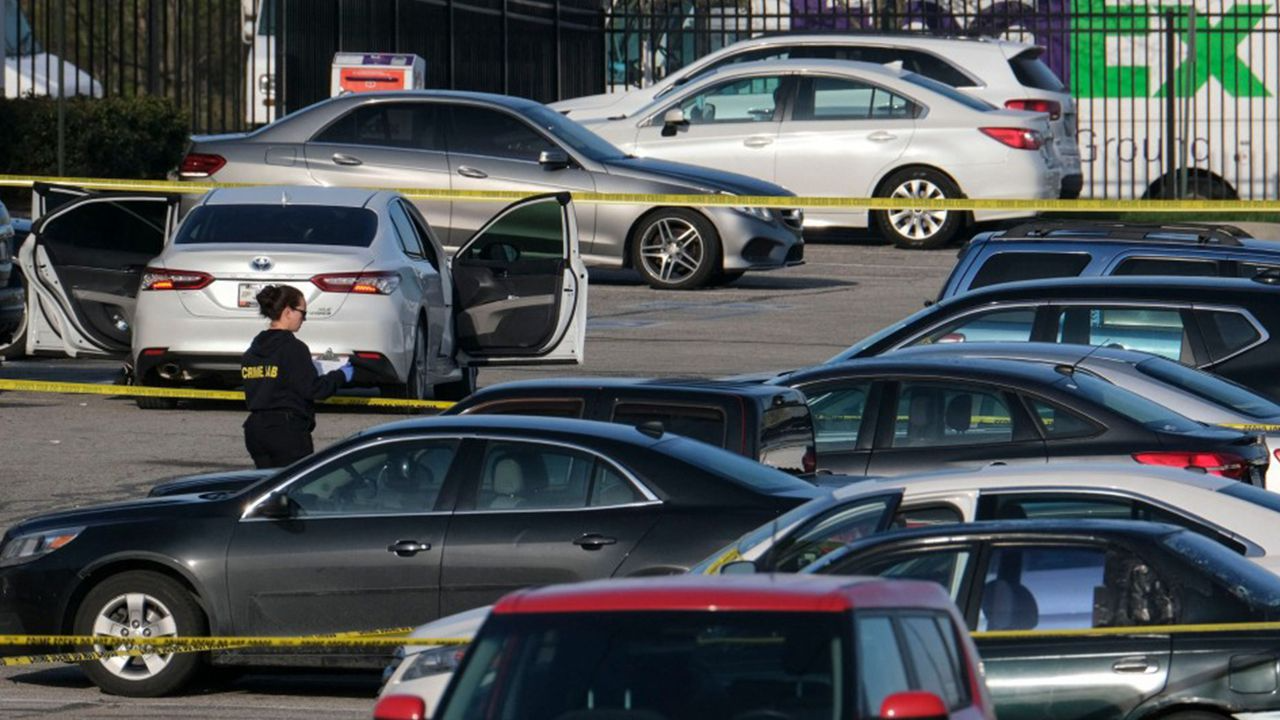 Indianapolis FedEx shooting: Gunman had 2 assault rifles, police say