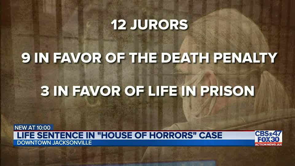 """""""House of Horrors"""": Russell Tillis avoids death penalty, sentenced to life in prison"""