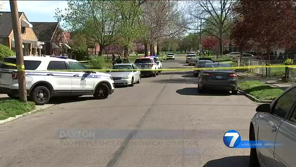 2 juveniles shot on N. Upland Avenue, one in critical condition  image