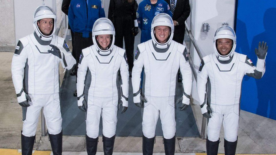 SpaceX: Who is onboard Crew Dragon spacecraft?