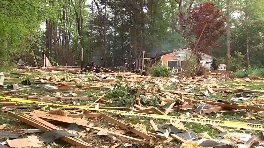 Couple in their 70s killed when north Georgia home explodes