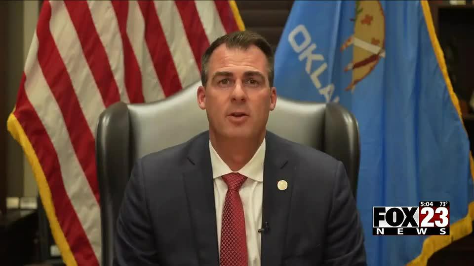 Gov. Stitt signs bill banning Oklahoma schools from teaching certain topics about race, gender