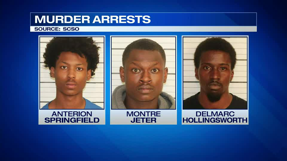 3 men arrested in connection to teen's death at an Arlington McDonald's