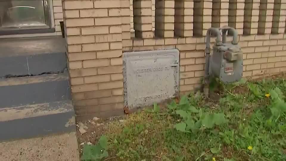 Investigators discover horrific abuse conditions below Mt. Oliver home