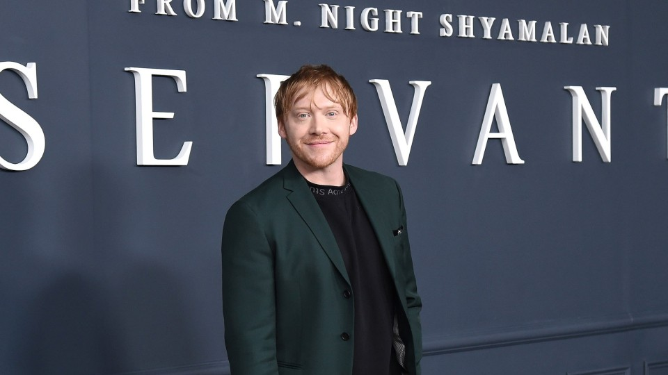 Photo of Rupert Grint, girlfriend Georgia Groome welcome daughter | Natalie Dreier, Cox Media Group National Content Desk