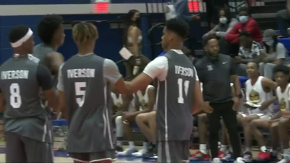 Nation's top high school basketball talent gather in Memphis for Iverson Classic