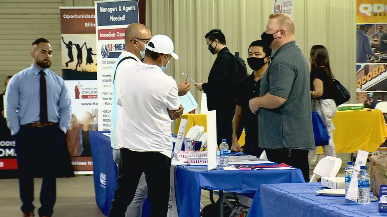 Help wanted: Central Florida businesses struggle to fill open jobs