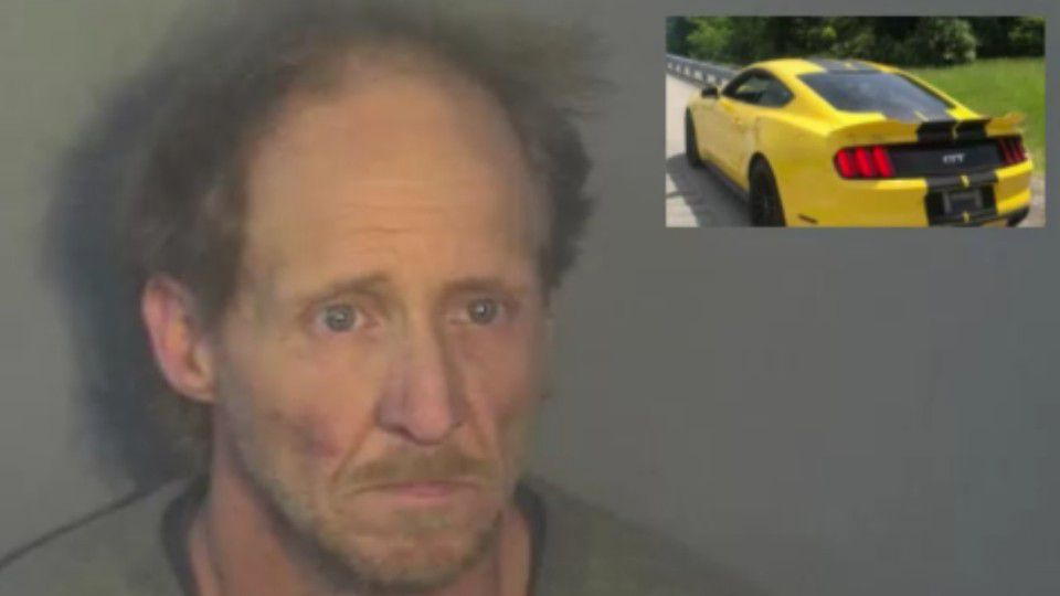 Kentucky man driving 143 mph arrested after running out of gas