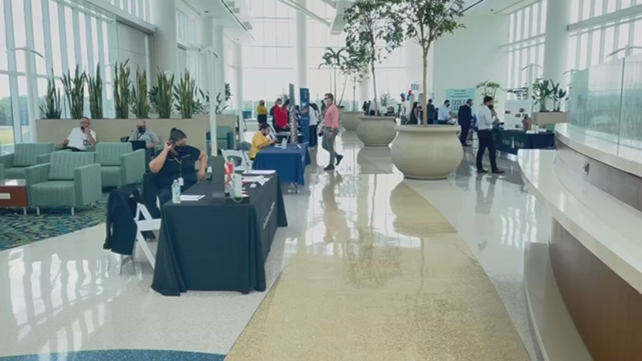 Central Florida companies finding it difficult to hire workers