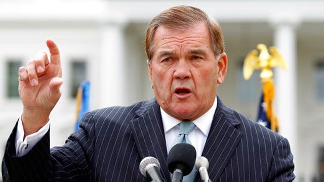 Former Pennsylvania Governor Tom Ridge releases statement during stroke recovery