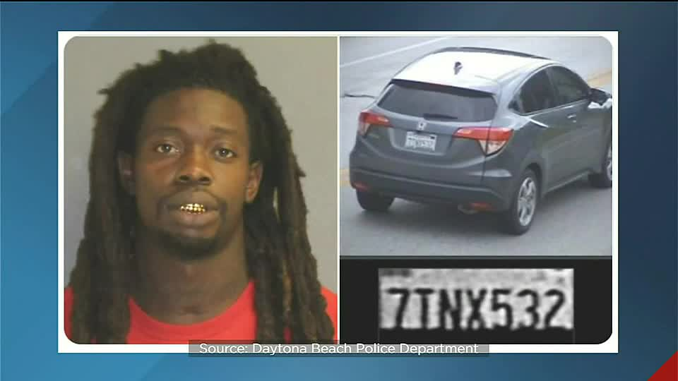 Search for suspect accused of shooting Daytona Police officer intensifies