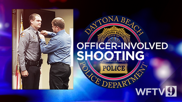 'Heart of gold': Who is Jason Raynor, the Daytona Beach police officer shot in the head?