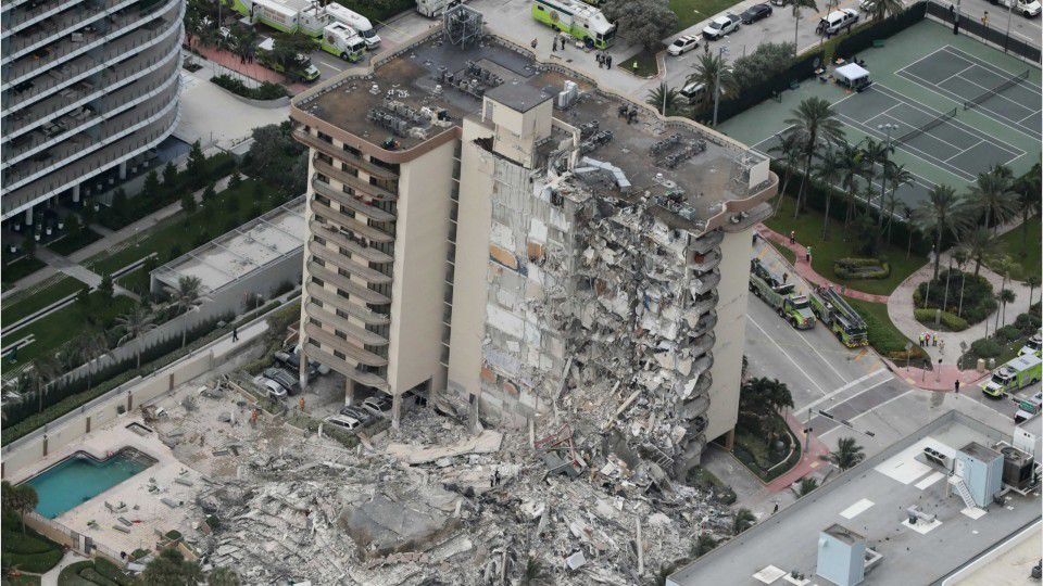Surfside condo collapse: Man discovers boy alive in rubble