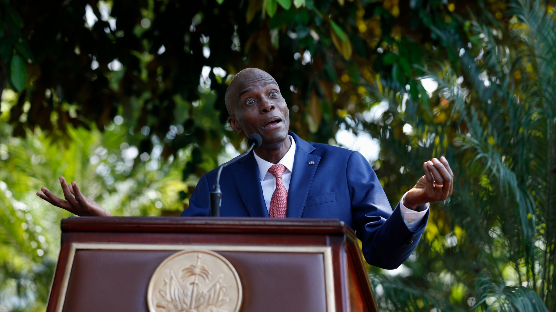 VIDEO: 'I was in shock': Central Florida reacts to Haiti president's assassination