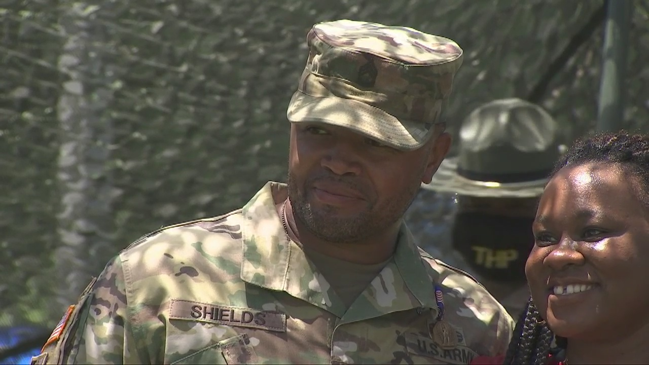 Mid-South man honored with top military award