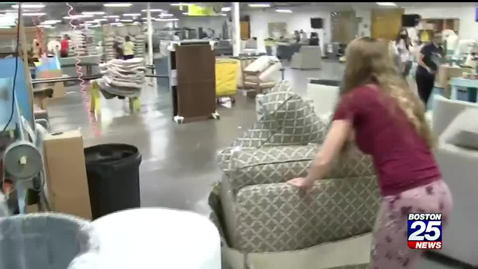 Foam shortage may mean shopping even earlier this year for Christmas