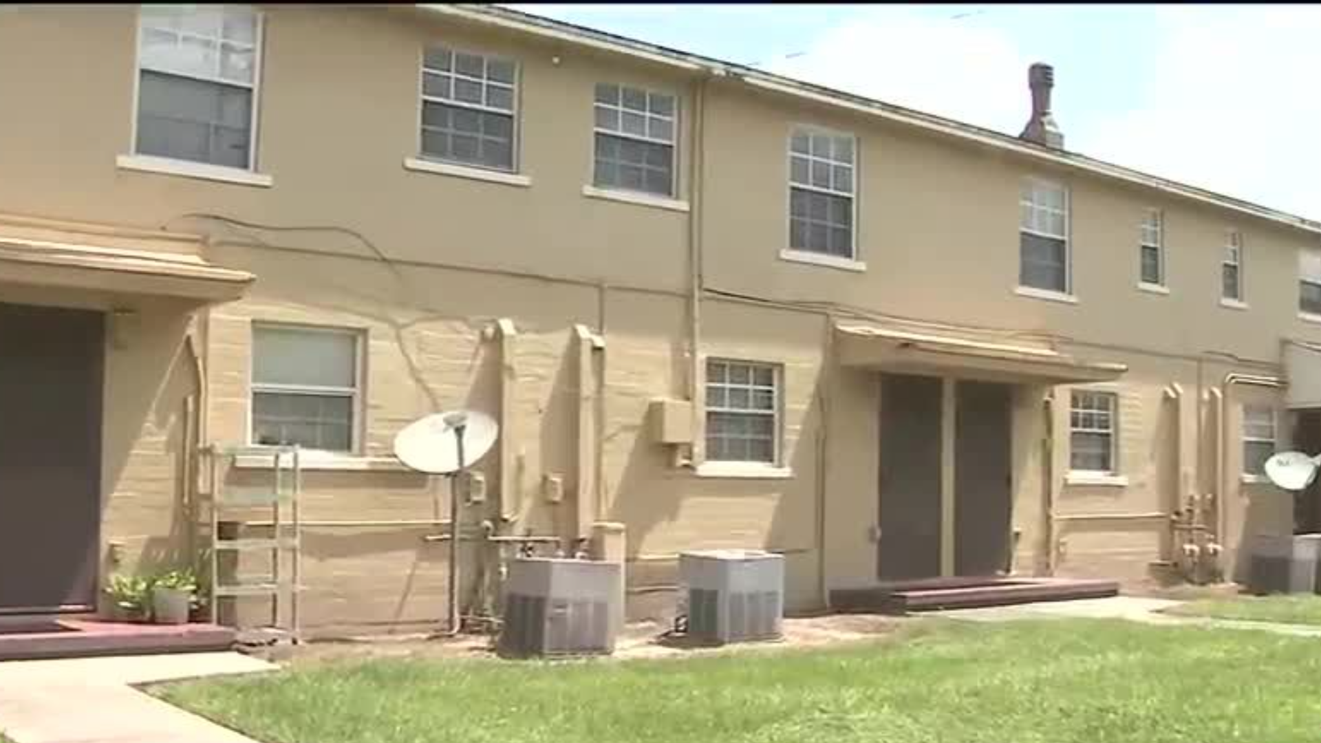Orlando's first public housing sees deplorable conditions, faces demolition