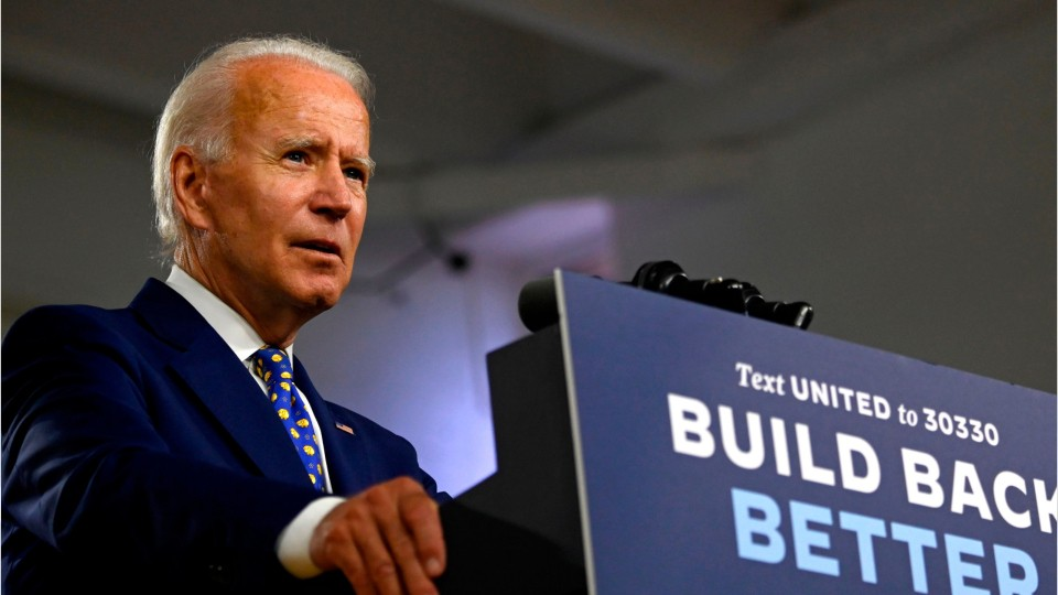Joe Biden's running mate: Announcement to come within the week; who is he considering?