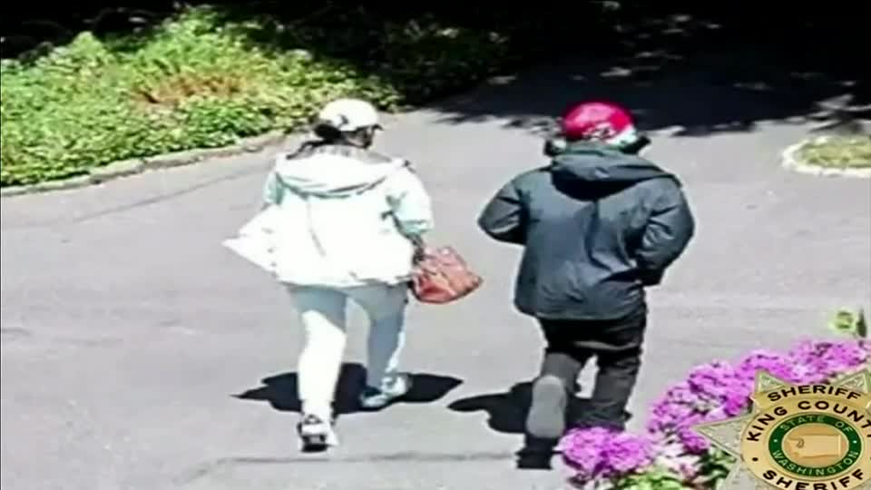 Deputies searching for suspects in trailhead burglary