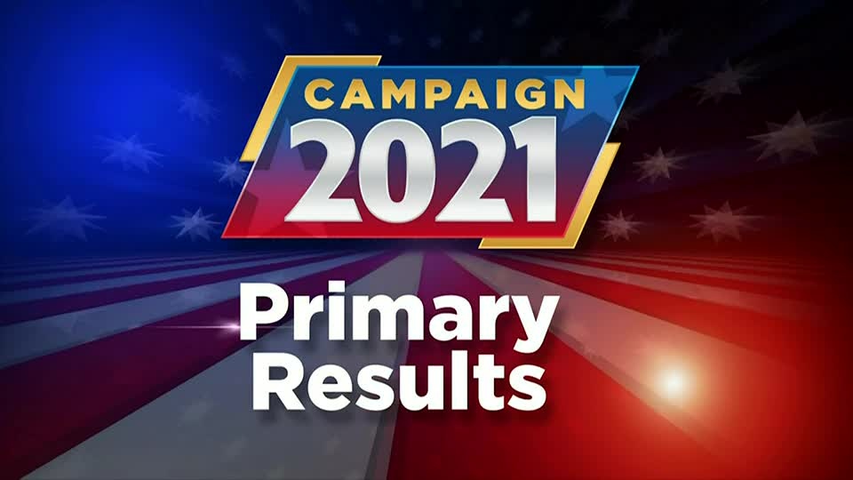 August 2021 Primary Election results