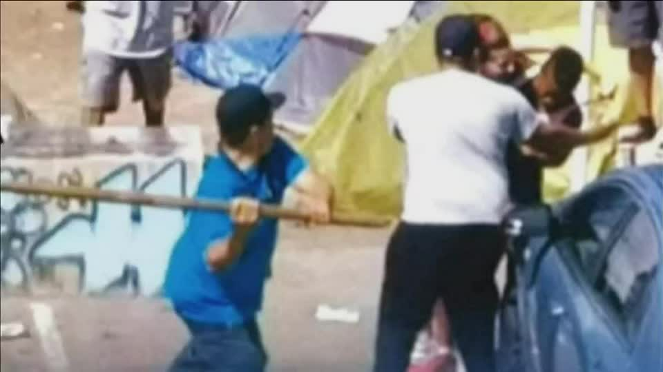 Couple attacked, man killed while retrieving stolen items from Seattle homeless encampment