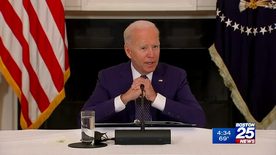 www.boston25news.com: President Biden meets with AAPI leaders to discuss rise in hate crimes, discrimination