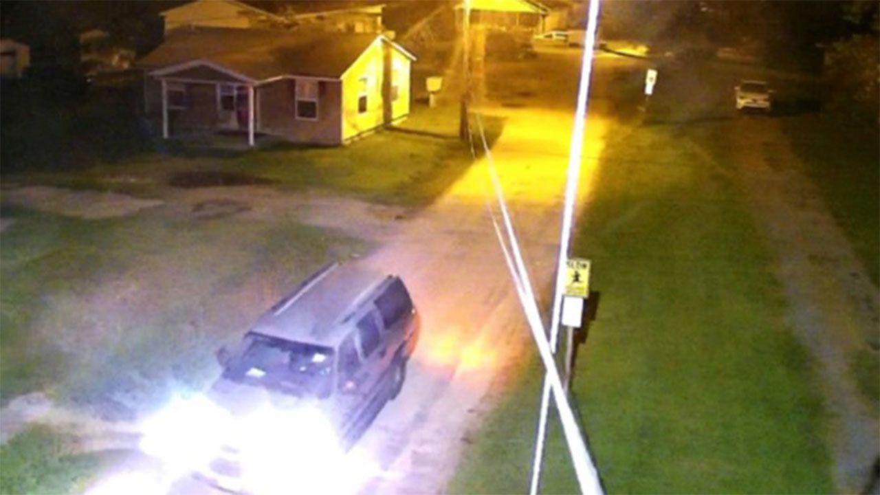 Deputies Seeking Gold Suv After 9 Year Old Girl Shot Killed In North Carolina