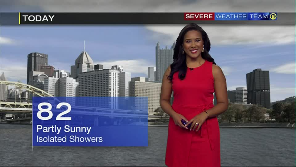 Heat, humidity settling in for weekend