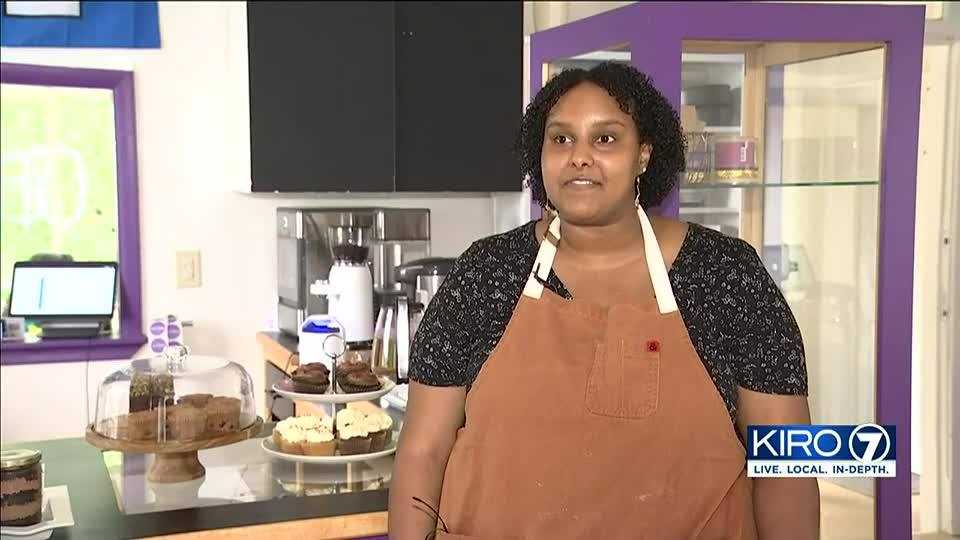 Seattle Pastry Chef Hopes to Inspire Young Black Entrepreneurs After Launching Her Own Business