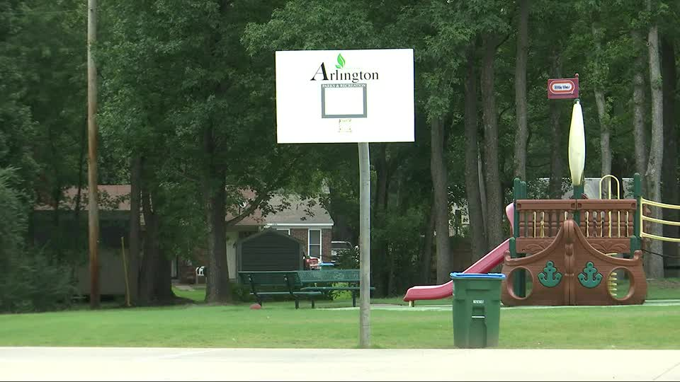 Arlington basketball courts closed after shooting, large gatherings during the pandemic