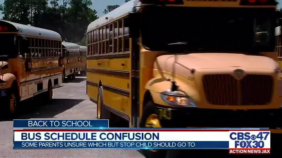 Several Dcps Students Still Without Bus Route Information