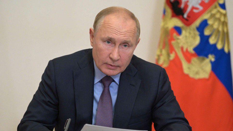 Путин призвал переосмыслить устройство жизни. По его словам, существующая модель капитализма исчерпала себя