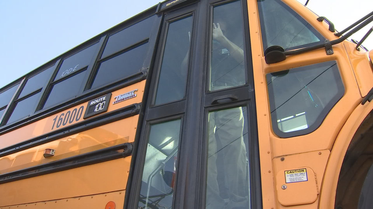 Osceola County School Bus Drivers Trained To Spot Possible Human Trafficking Victims