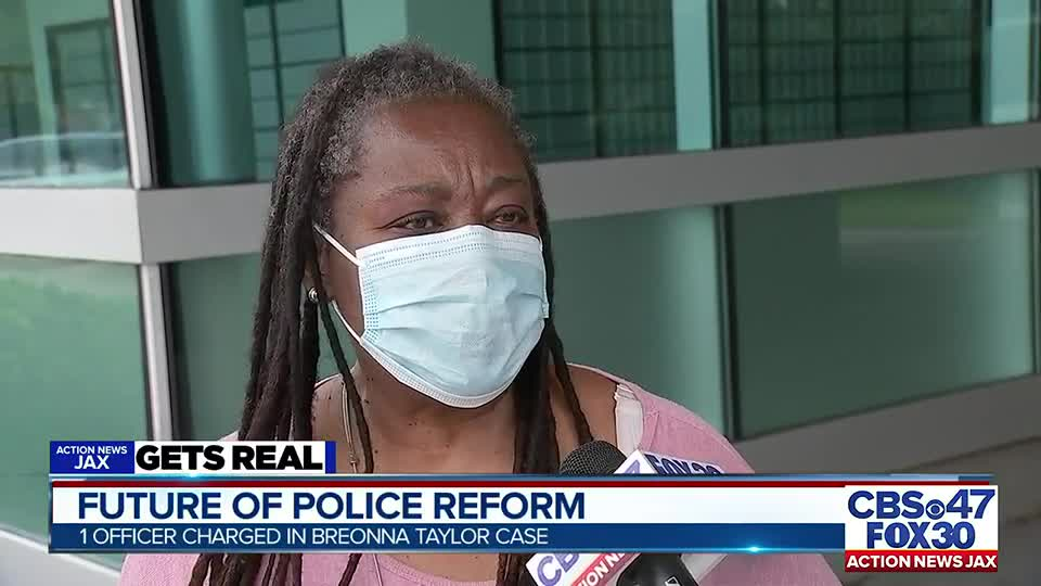 'Law enforcement has to use other techniques': How the Breonna Taylor case impacts local officers
