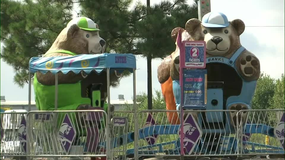 Mid-South Fair returns to Southaven after one-year hiatus